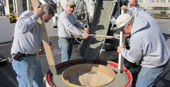 Decorative Concrete Training 1