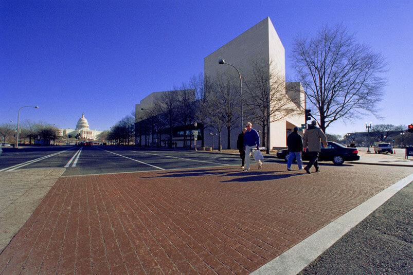 Washington DC decorative concrete