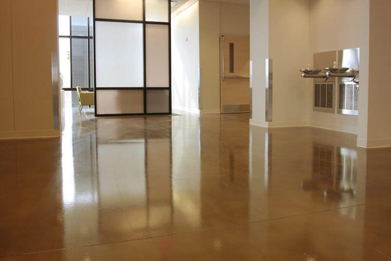 Elements Transparent Concrete Stain