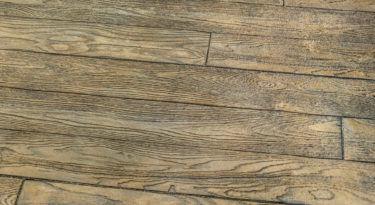 68243 Wood Plank Stamp Sample