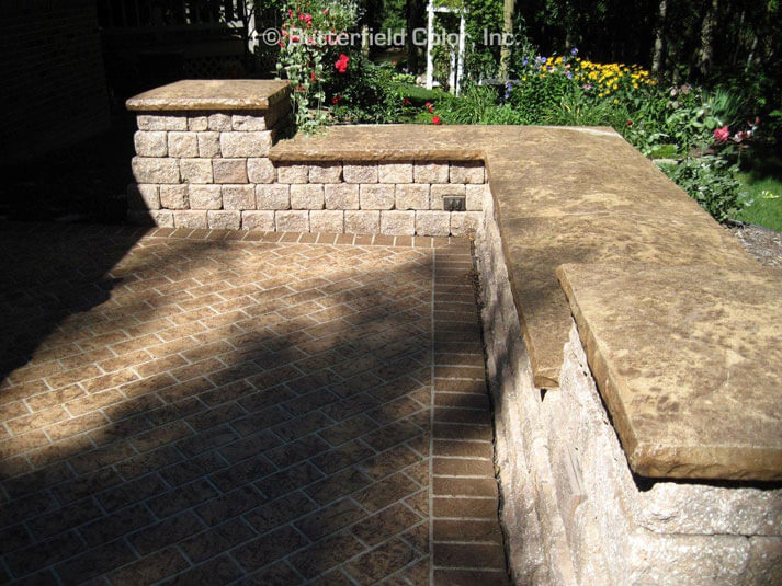 Cut Stone Form Liner