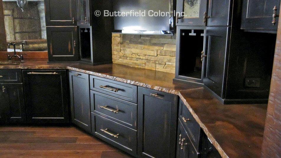 Concrete Countertops Butterfield Color 174