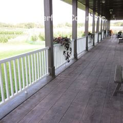 128243 Wood Plank Stamp Porch