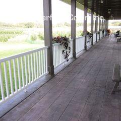 128243 Wood Plank Stamp Porch