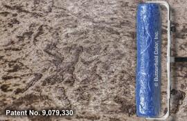 18 Bluestone Texture Roller Sleeve