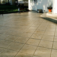 188243 x 188243 Slate Stamp Patio