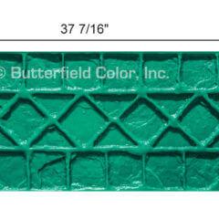 4 Tumbled Edge Stone Border Stamp with Specs