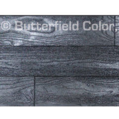 68243 Wood Plank Black Stamp