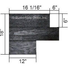 68243 Wood Plank Flexible 8216X8217 with Specs