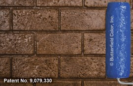 9 New Brick Texture Roller Sleeve