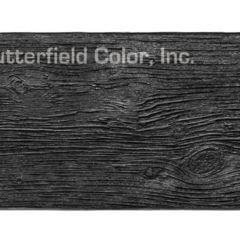 968243 x 168243 Gilpins Falls Bridge Plank Black Stamp with Specs