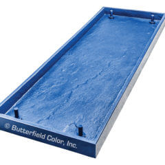 Bluestone Texture Bench Top Mold