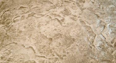 Chiseled Slate Texture Stamp Sample