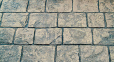 Cobblestone Stamp Sample