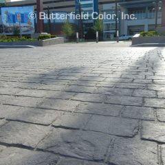 Cobblestone Stamp Streetscape