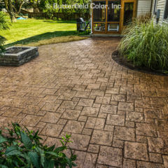 Tetra Stone Stamp Patio