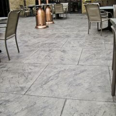 3 x 3 Slate Stamp Bar Patio