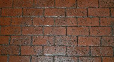 Pennsylvania Avenue Brick Running Bond Stamp Sample