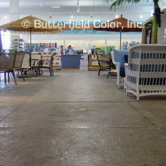 River Bottom Texture Stamp Pool Supply Store