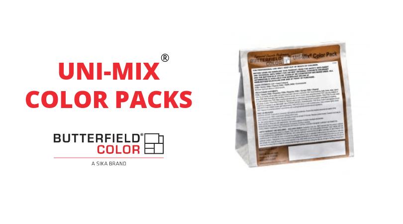 Uni Mix 174 Color Packs Butterfield Color 174