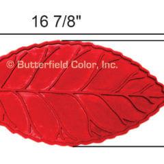Arbor Leaf Stamp with Specs