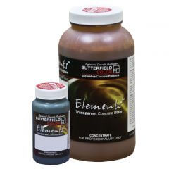 Elements Transparent Concrete Stain