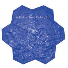 Fieldstone Blue Stamp