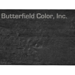 Gilpins Falls Bridge Plank Black Stamp with Specs