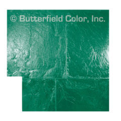 Majestic Ashlar Green Stamp