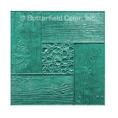 Pebblewood Green Stamp