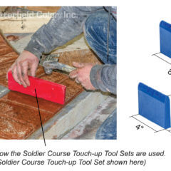Pennsylvania Avenue Soldier Course Touch-up Tool Set with Specs