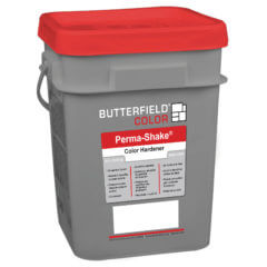 Perma-Shake Color Hardener Packaging