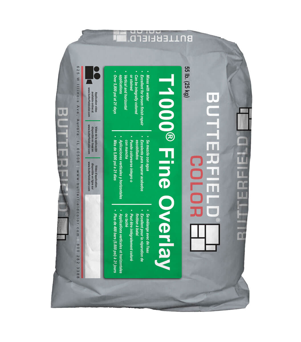 T1000® Fine Overlay - Butterfield Color®