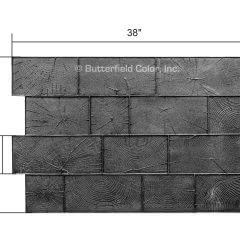 Wood Paver Cobble Stamp with Specs