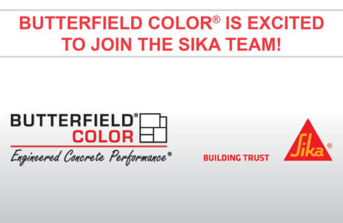 Butterfield Color Joins Sika Blog