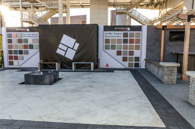 Butterfield Color World of Concrete