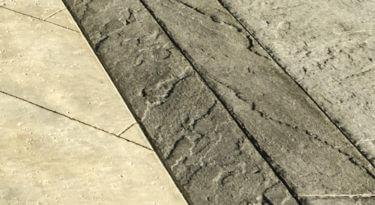 Infield Travertine Texture Border 9 x 54 Bluestone