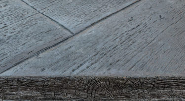 Patio Surface Gilpin8217s Falls Bridge Plank Stamp Patio Edge 48243 Gilpins Falls End Grain Liner