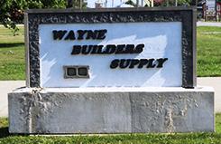 Wayne Builders Supply - Butterfield Color®