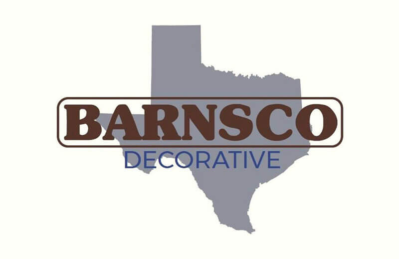 Barnsco Decorative Concrete Supply Event