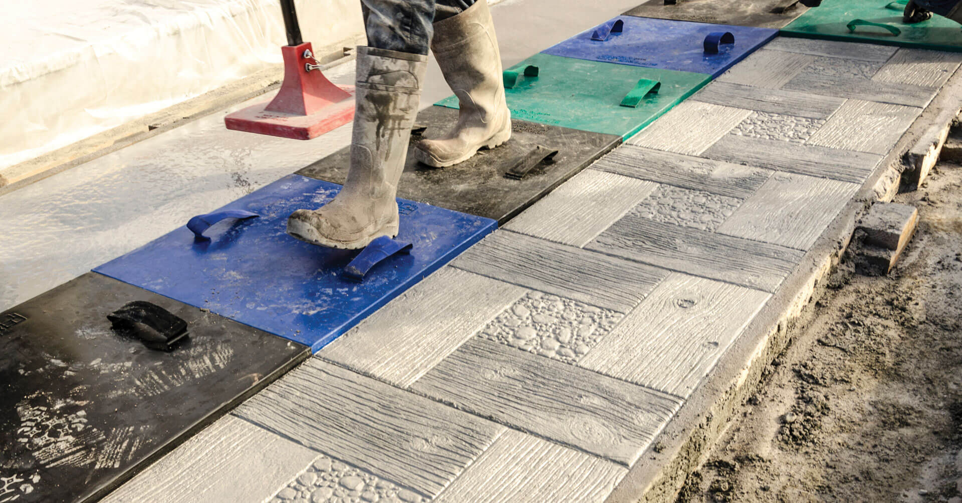 Decorative Concrete Premium Tools — Butterfield Color®